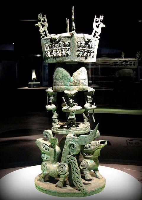 Sanxingdui – Peradaban China yang Hilang
